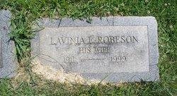 Lavinia E. <i>Robeson</i> Apgar