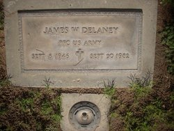 James W Delaney