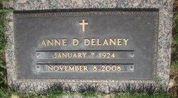 Anne D Delaney