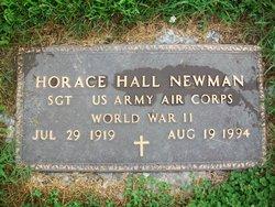 Horace Hall Newman