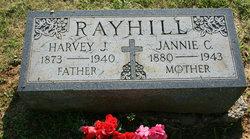 Jacob Harvey Rayhill