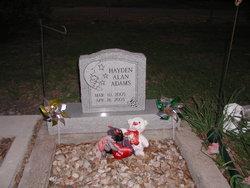 Hayden Alan Adams
