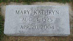 Mary Kathryn Allen