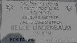 Belle Lindenbaum Chain