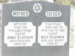 Anna Clayman