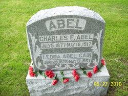 Leona Bell <i>Waggoner</i> Abel Cain