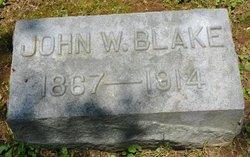John W Blake