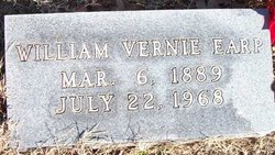 William Vernie Earp