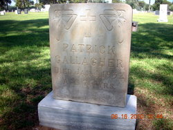Patrick Gallagher
