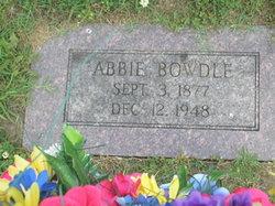 Abigail Abbie <i>Mitchell</i> Bowdle