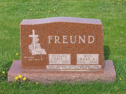 Christian Joseph Freund