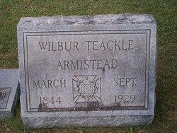 Wilbur Teackle Armistead