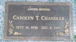 Carolyn T. Chandler