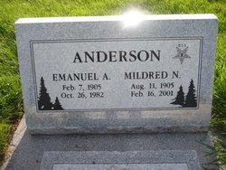 Emanuel A. Anderson