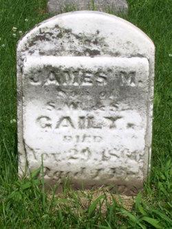 James M Gaily