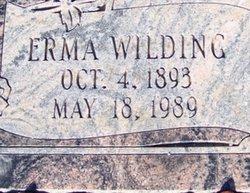 Erma <i>Wilding</i> Coon