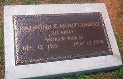 Raymond Carl Montgomery