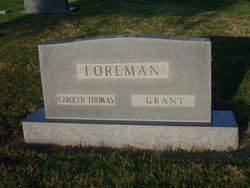 Grant Foreman