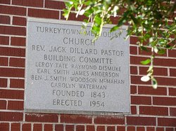 Turkeytown United Methodist Church Cemetery