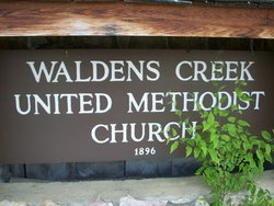 Waldens Creek United Methodist Church Cemetery