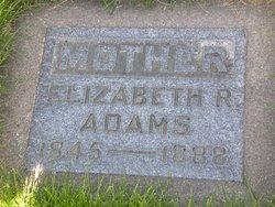 Elizabeth Rose <i>Harris</i> Adams