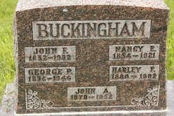 Harley F Buckingham