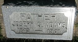 Joseph Samuel Adams