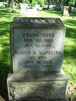 Maggie A <i>Van Patten</i> Buys