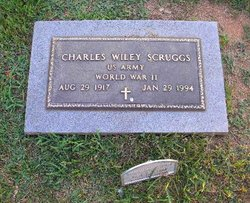 Charles Wiley Scruggs