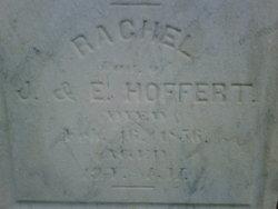 Rachel Hoffert
