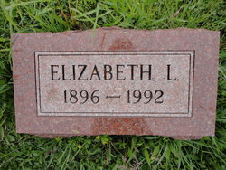Elizabeth L. <i>McDonald</i> Wicks