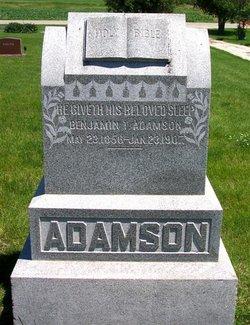 Benjamin Thomas Adamson