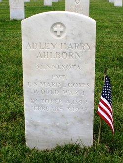 Adley Harry Ahlborn