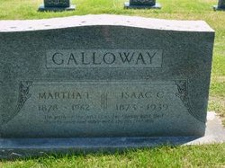 Martha Jane <i>Templeton</i> Galloway