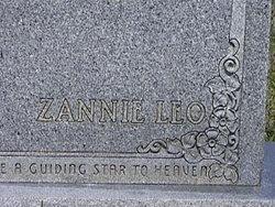Zannie Leo Smith
