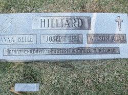 Anna Belle Hilliard