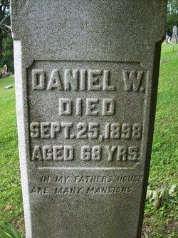 Daniel W, Morrison