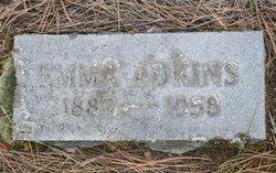 Emma Lundin <i>Huguenin</i> Adkins