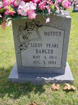 Liddy Peal <i>Deaton</i> Barger