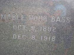 Mable <i>Houk</i> Bass