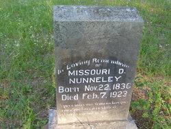 Missouri Diana <i>Hudson</i> Nunnelly