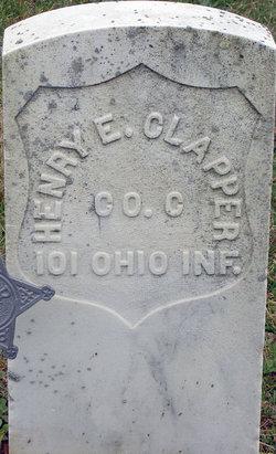 Henry E Clapper