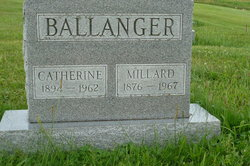 Sarah Catherine <i>Lyberger</i> Ballanger