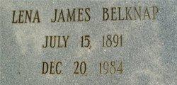 Lena James Belknap