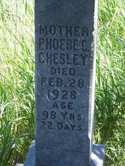 Phoebe Cochran <i>Ward</i> Chesley