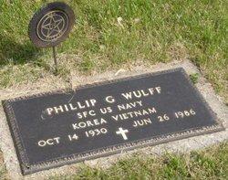 Phillip Gordon Wulff