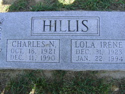 Lola Irene <i>Potillo</i> Hillis