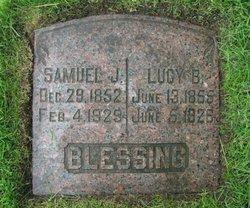 Samuel Joseph Blessing