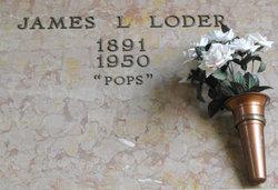 James Lewis Loder