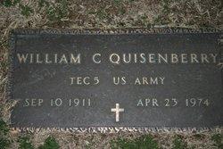 William Carroll Quisenberry, Sr